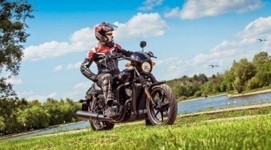 Harley-Davidson Street 750. Путь от себя