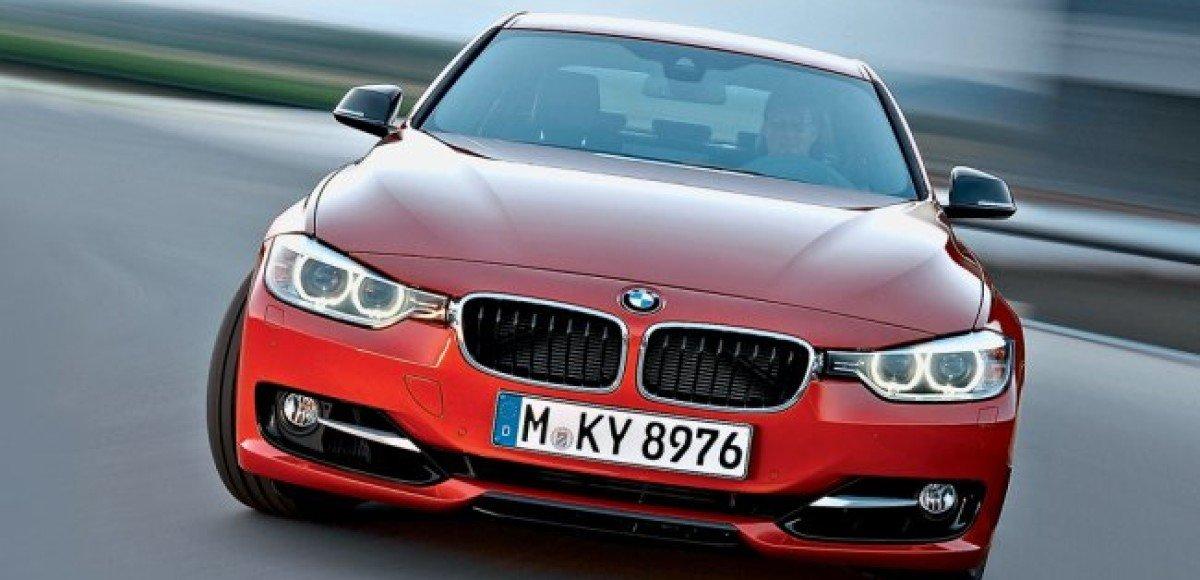 BMW 3-series. Стирая грани