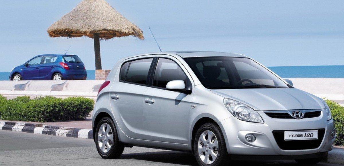 Hyundai i20. Современный горожанин