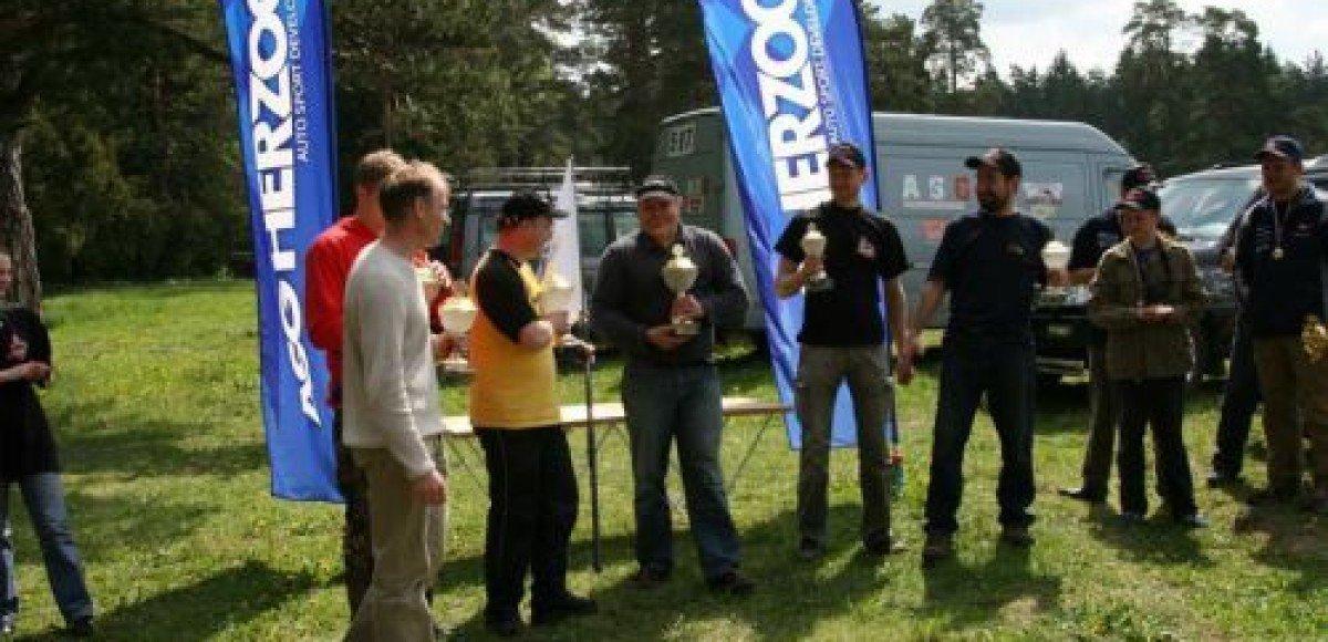 Команда Rosan Team побеждает в кубке ASG Herzog