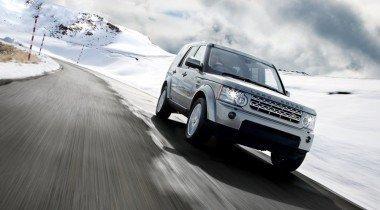 Land Rover Discovery 4 2013 модельного года