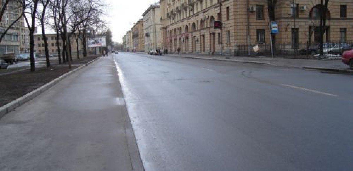 В Петербурге провели опрос по поводу состояния дорог