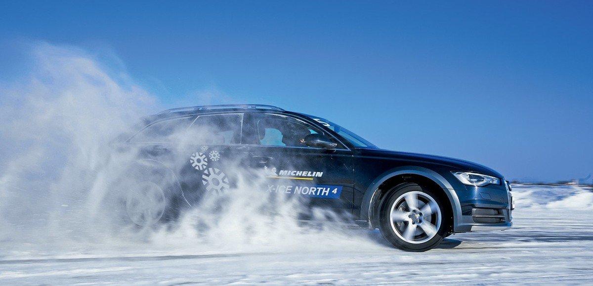 «Четверка» на пятерку: тест и обзор зимних шин Michelin X-Ice North 4