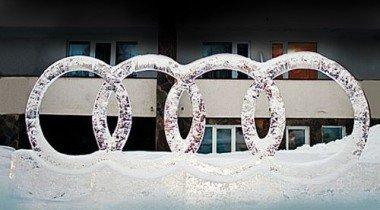 Школа Audi quattro. Уверенно гоняй
