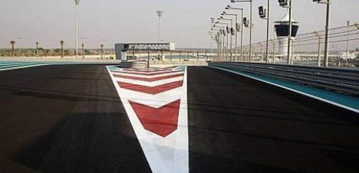 Гран-При Абу-Даби. Результаты первой тренировки