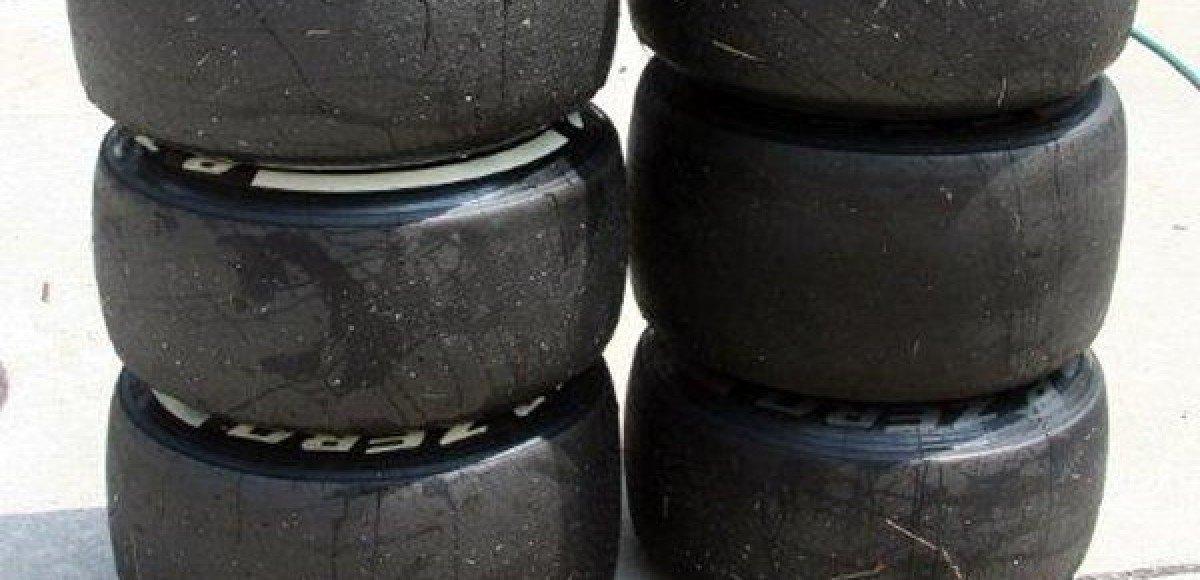 Гран-при Бахрейна с точки зрения шин: Бахрейн, 20-22 апреля 2012 г.