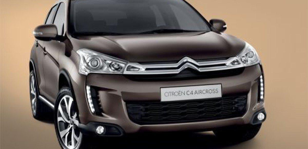 Citroen C4 Aircross и Peugeot 4008…