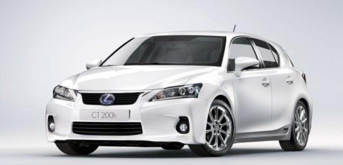В России начат прием заказов на гибридный Lexus CT 200h