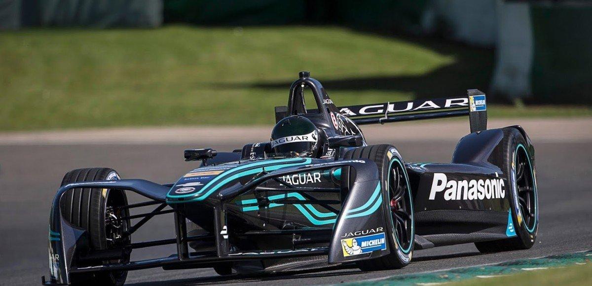Panasonic Jaguar Racing: Новое имя в Формуле-Е