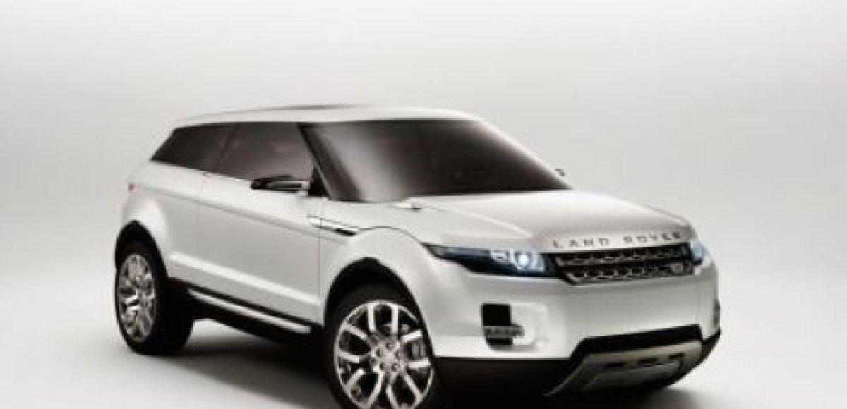 Land Rover LRX. Эволюция дизайна и конструкции