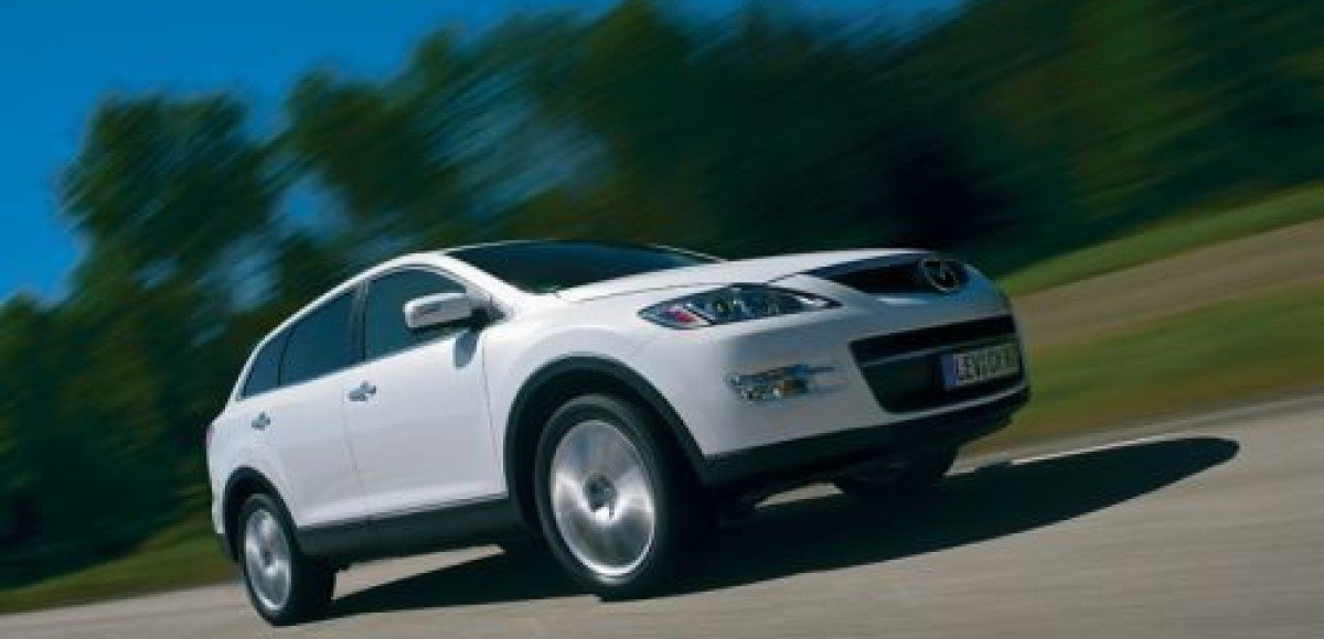 В Москве состоялась премьера внедорожника Mazda CX-9