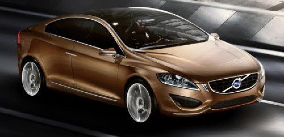 Читатели Auto Bild назвали Volvo S60 Concept самым красивым концептуальным автомобилем