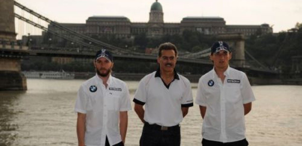 BMW пока отказывается называть своих пилотов на 2009 год