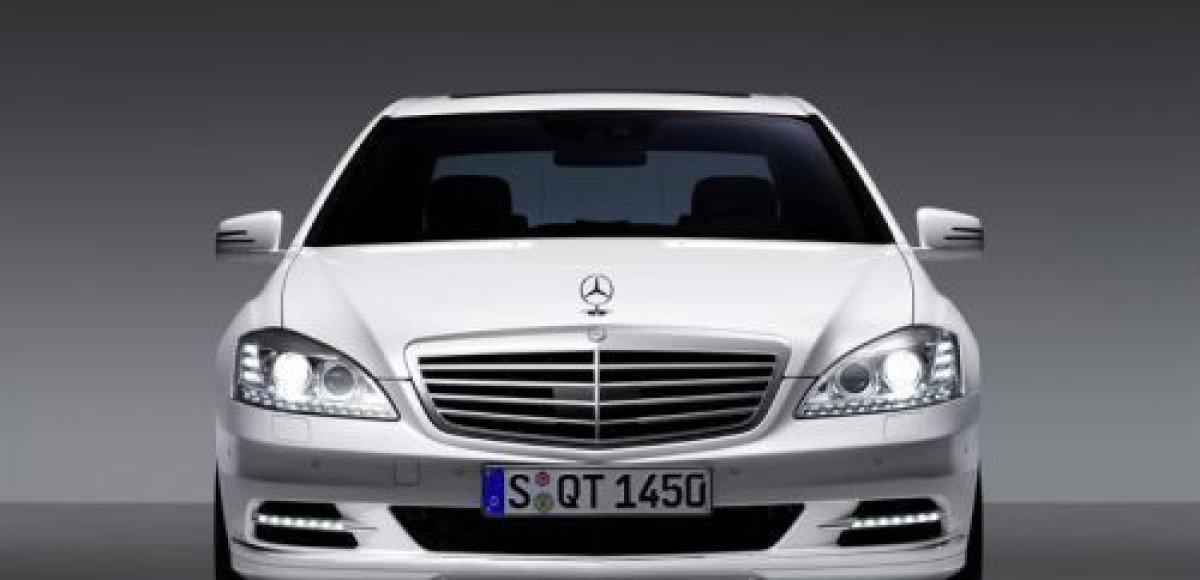 Mercedes-Benz обновил S-класс
