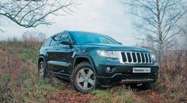 Модели Jeep получили новый дизельный двигатель с турбонаддувом