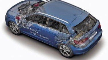 Audi. Больше газа!