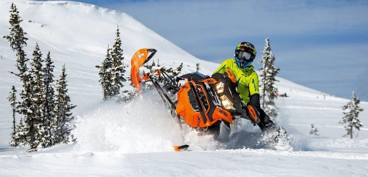 Тест Ski-Doo RenegadeX-RS900 ACETurbo. Турбо Гад
