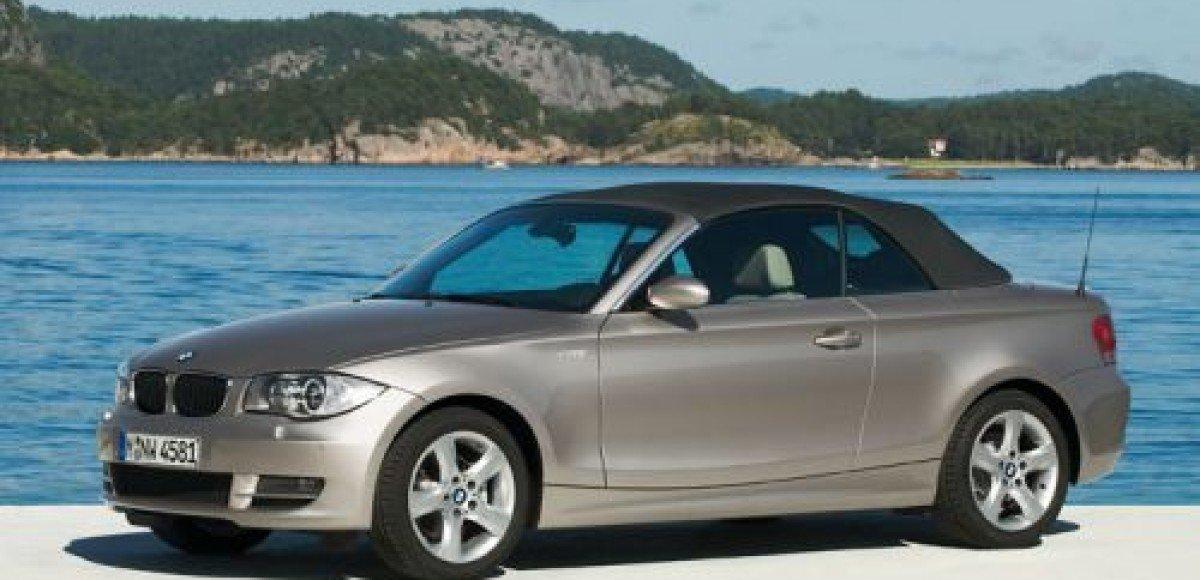 BMW 1-й серии. Символ радости в «Автокрафте»
