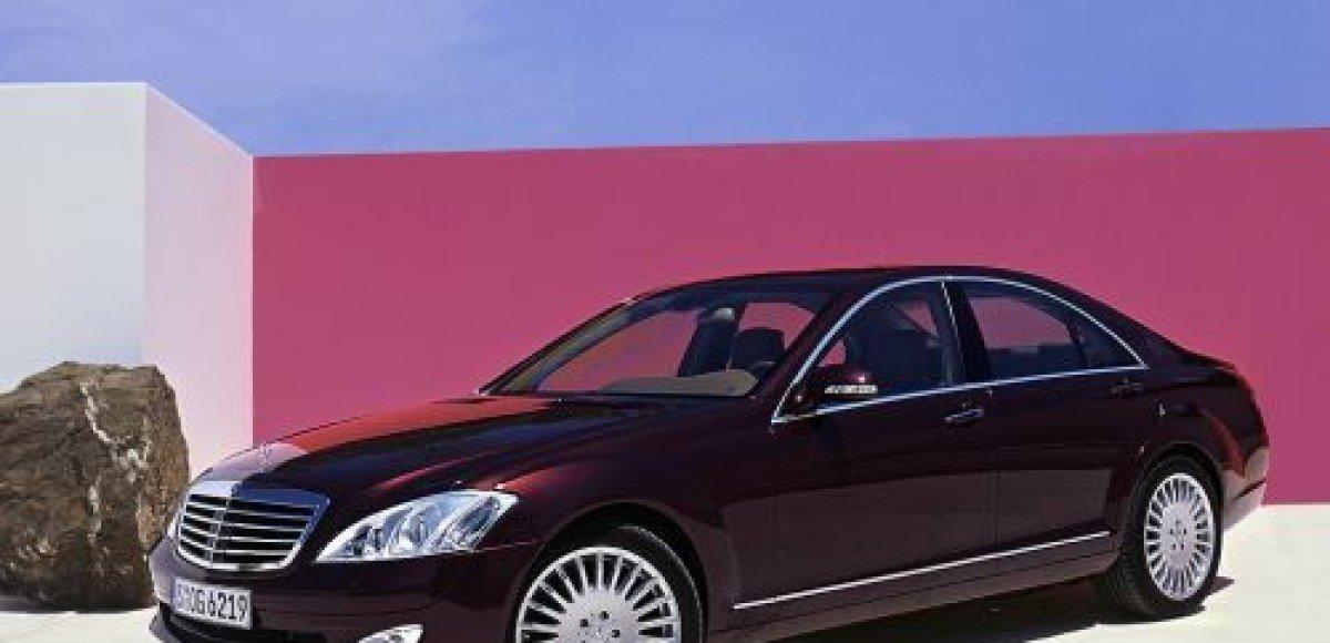 Шикарное предложение на седаны Mercedes-Benz S-Класса от автоцентра «Звезда Столицы»