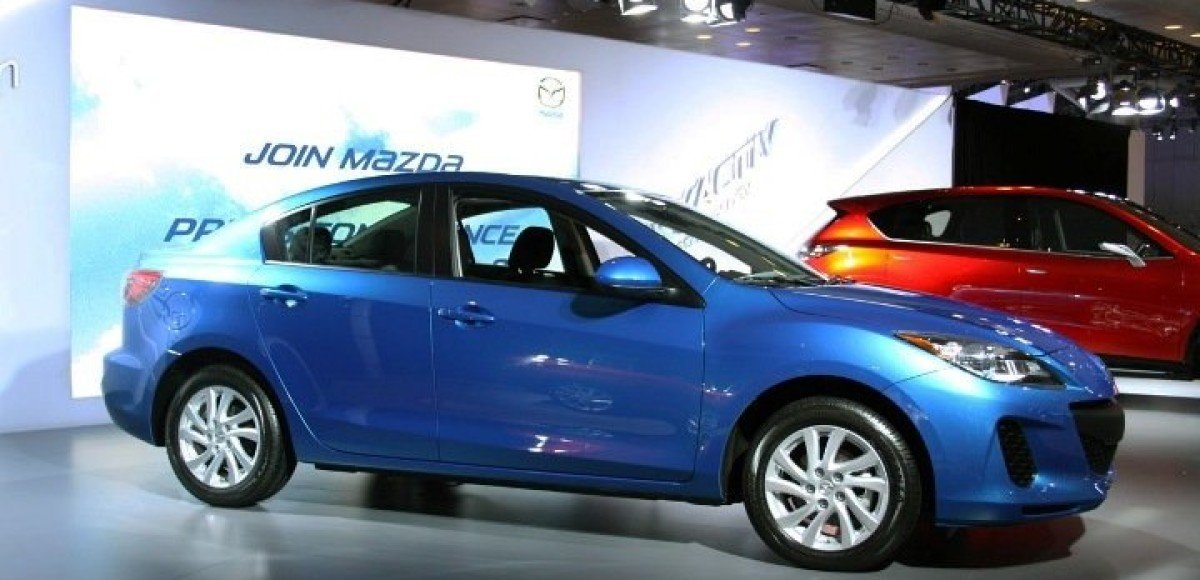 Mazda 3: C-классный японец