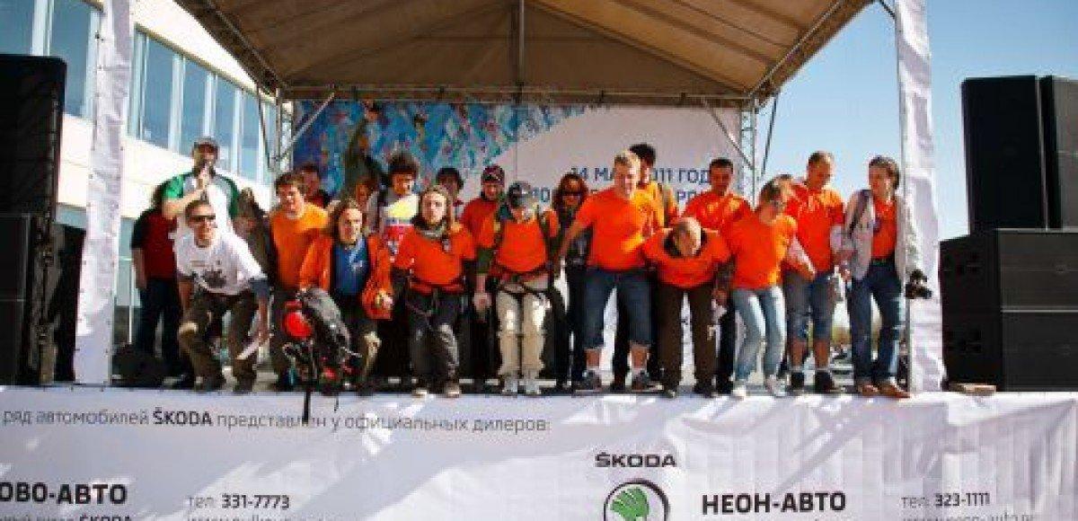 Фестиваль экстремальных видов спорта «1000 ударов сердца»