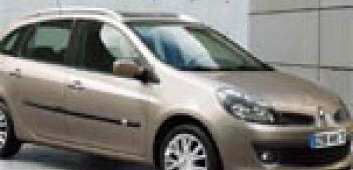 Renault Clio Estate. Динамика и пространство