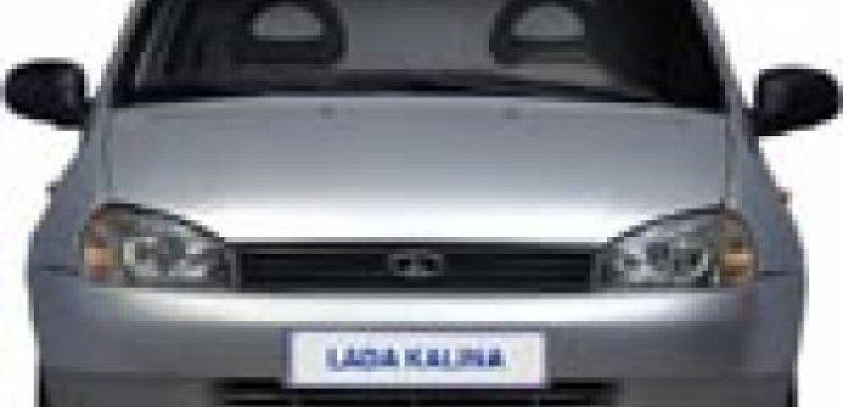 Lada Kalina 1,4. Уже в продаже
