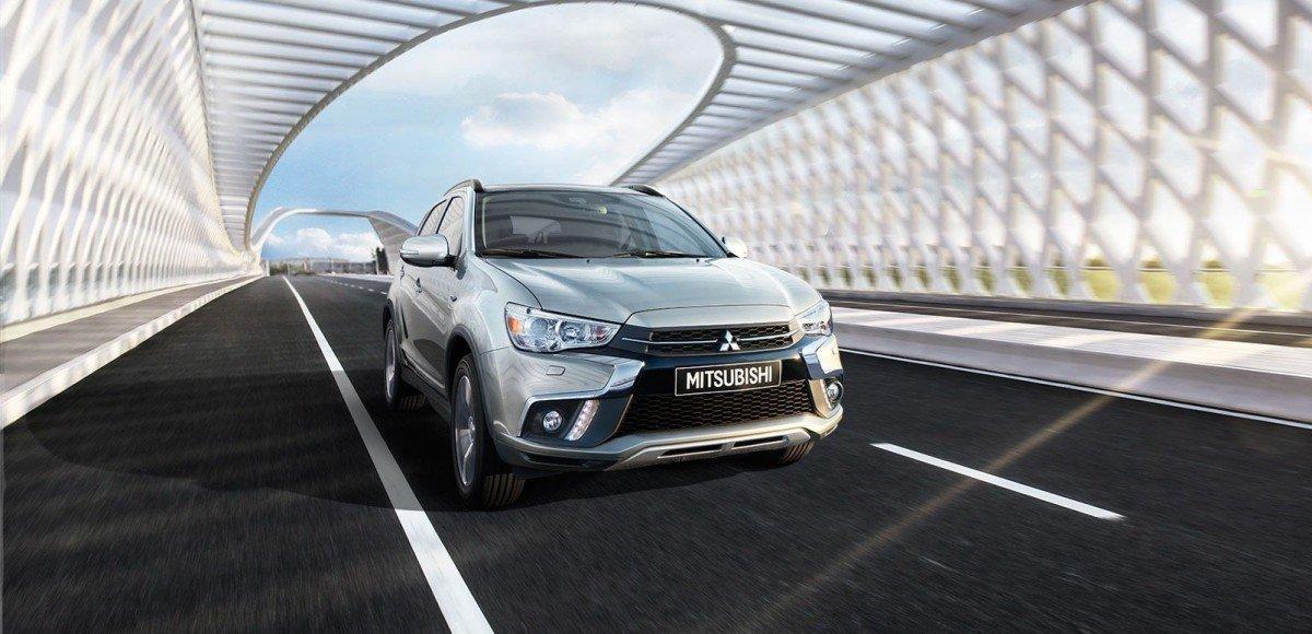 Mitsubishi ASX: объявлены цены