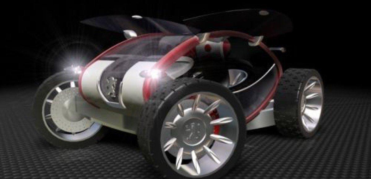 Дизайнерский конкурс Peugeot вышел на финишную прямую