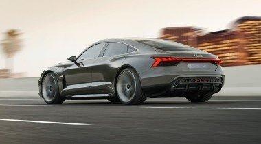 Audi e-tron GT: «Порше» по цене «Ауди»?