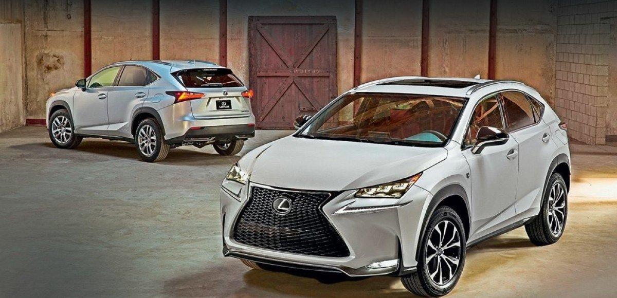 Lexus NX. Кандидат в бестселлеры