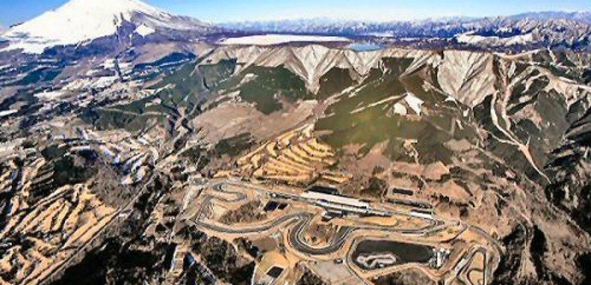 Трасса Fuji Speedway не собирается повторять ошибки