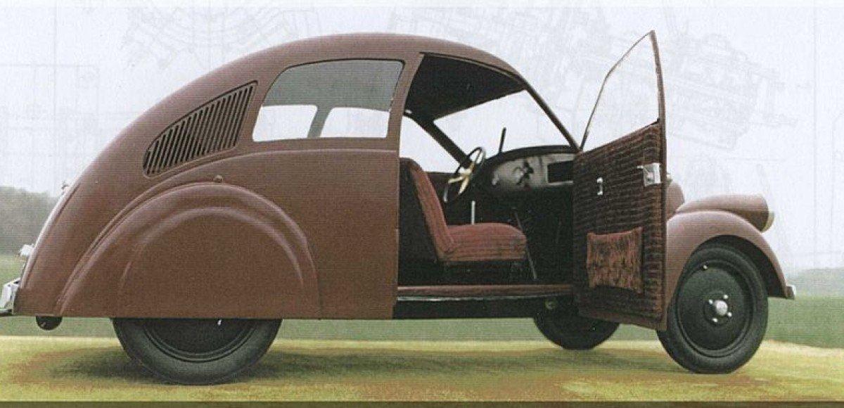 История марки Volkswagen