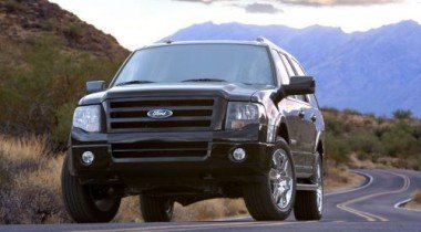 Ford Expedition. Экспедитор мечты