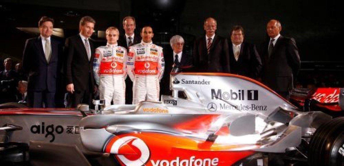 Дело о шпионаже Ferrari-McLaren