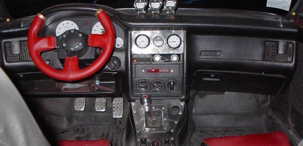 Тюнинг ВАЗ 2106 своими руками