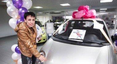 Компания «Автомир» подвела итоги акции «Купи Nexia, получи Matiz в подарок»