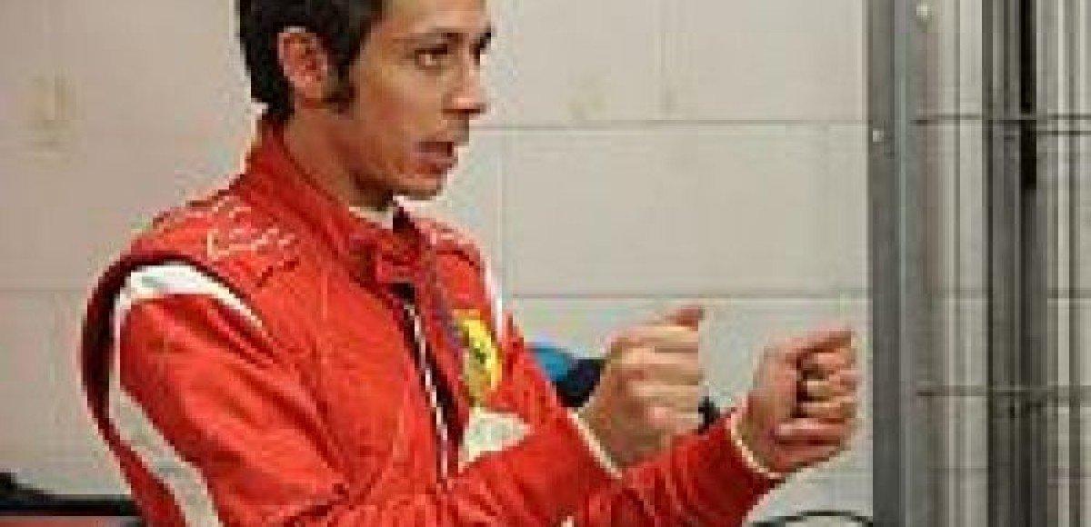 Валентино Росси: «В Ferrari должен выступать Феттель»