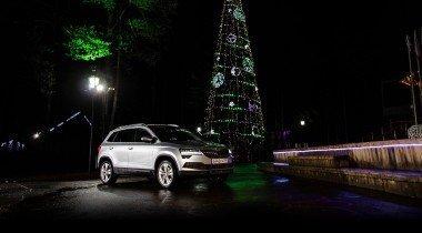 Volkswagen полный привод. Пробег окрест озера