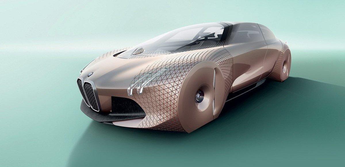 BMW Vision Next 100. Отдаленная перспектива
