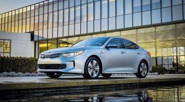 Равнение на экологию: гибриды и электромобили Kia