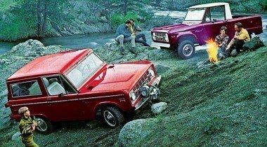 Ford Bronco: герой своего времени