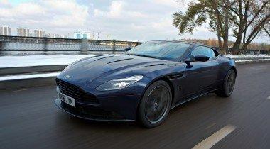 Aston Martin DB11. Гран Туризмо для джентльменов