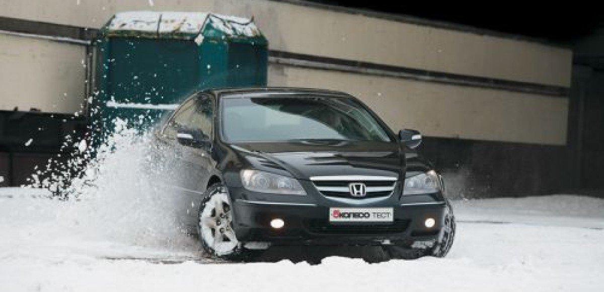 Honda Legend 3.5. От 1 760 000 руб.