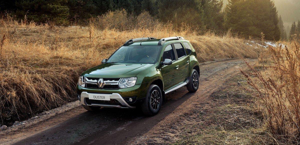 Обновленный Renault Duster выходит на российский рынок