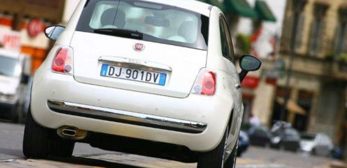 Геи положили глаз на Fiat 500