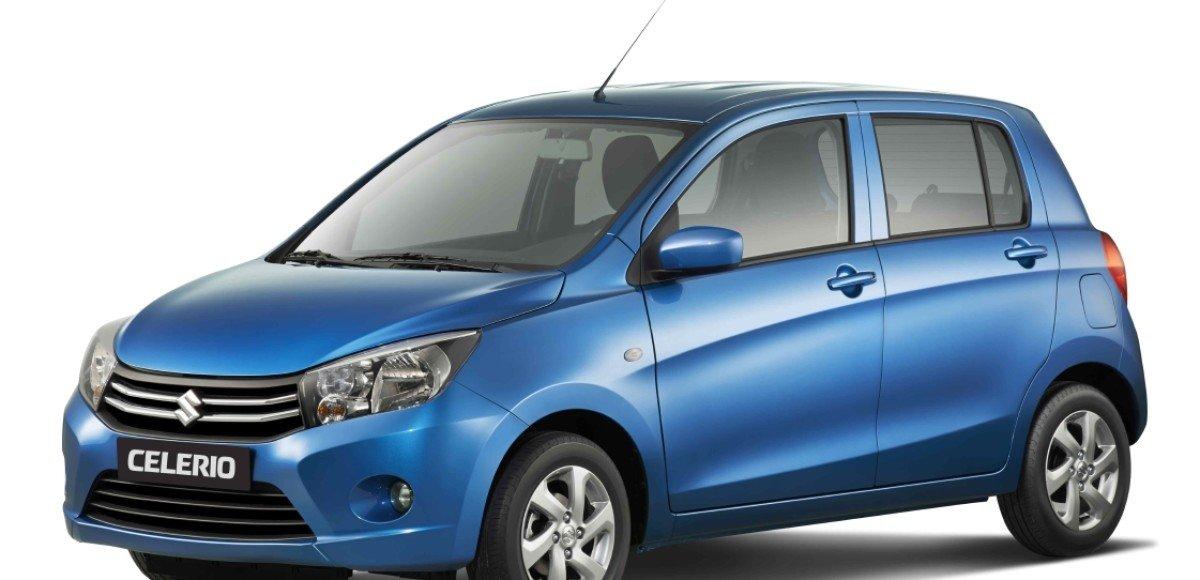 Suzuki Selerio поступит в продажу во второй половине 2014 года