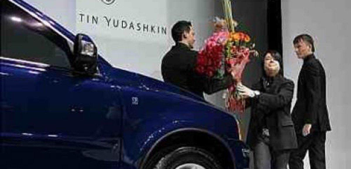 Двойная премьера Volvo на «Неделе Моды в Москве»