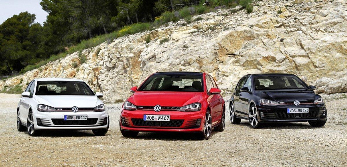 Volkswagen GTI  доступен для заказа в России