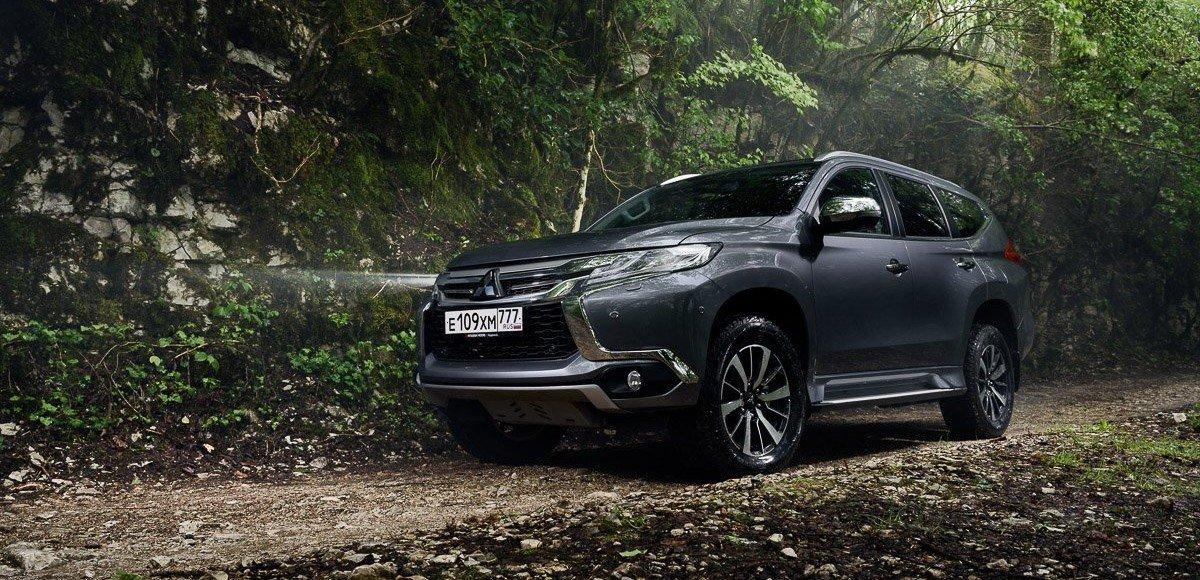 Обновленный Mitsubishi Pajero Sport: старт производства в России и цена